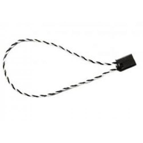 Пломба (мини пломба) чёрная